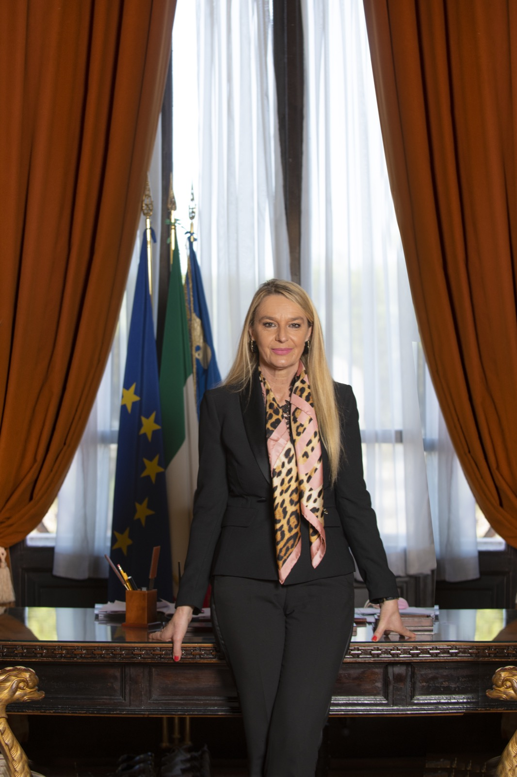 """8 marzo. Il sottosegretario sen. Stefania Pucciarelli: """"Auguri a tutte le donne della Difesa"""""""