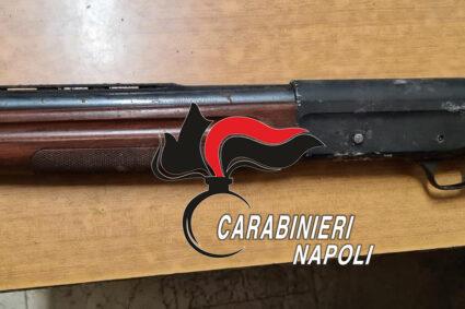 Maltratta la moglie e nasconde in casa un fucile alterato. 48enne arrestato dai Carabinieri