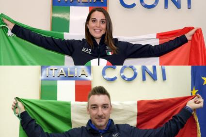Jessica Rossi verso i Giochi: sfilare insieme a Viviani con il tricolore sarà un'emozione speciale